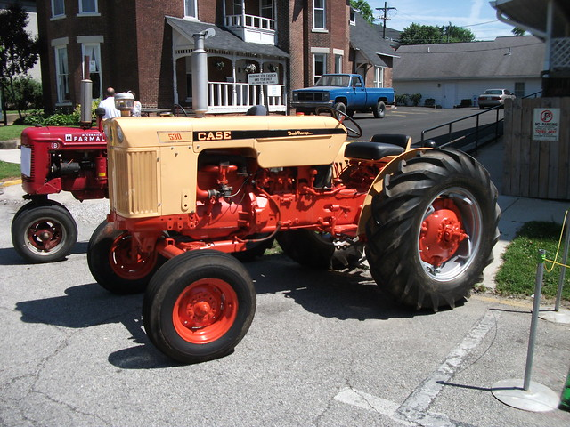 Case 530 Farm Tractor : Case flickr photo sharing