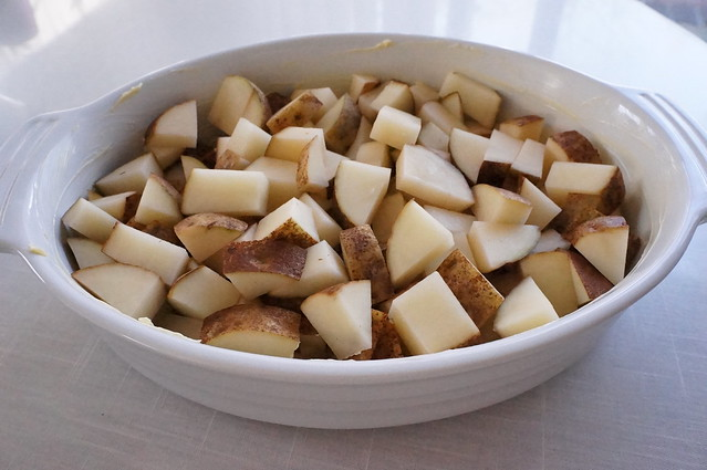 Rustic Steak House Au Gratin Potatoes