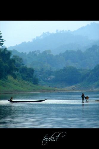 life people nature evening boat dusk explore bangladesh bandarban endofday daysend sytoha syedtouhidhassan sanguriver shonkhonodi