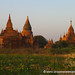 Pagodas and Stupas at Dusk - Bagan, Burma