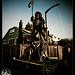 Grim reaper in Seattle, Halloween