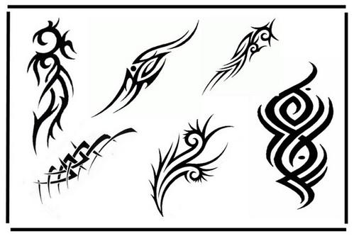 Tribales para tatuajes taringa - Dibujos tribales para tatuar ...