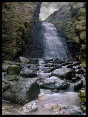 Flambrough Waterfall