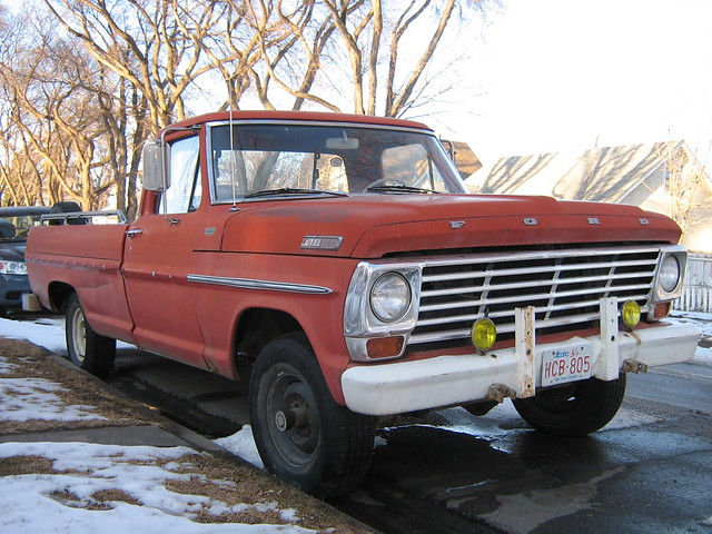 New Ford Trucks >> 1967 Ford F-100 4X4 | Flickr - Photo Sharing!
