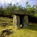 Druid's Temple, Stone structure....