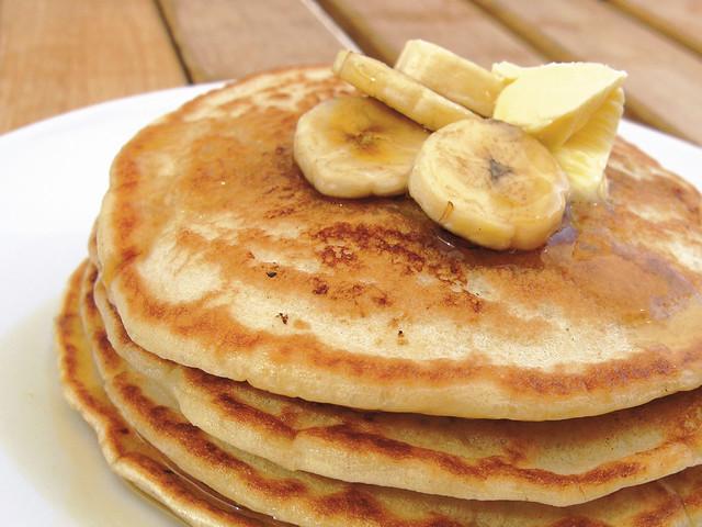 pancakes | tortitas