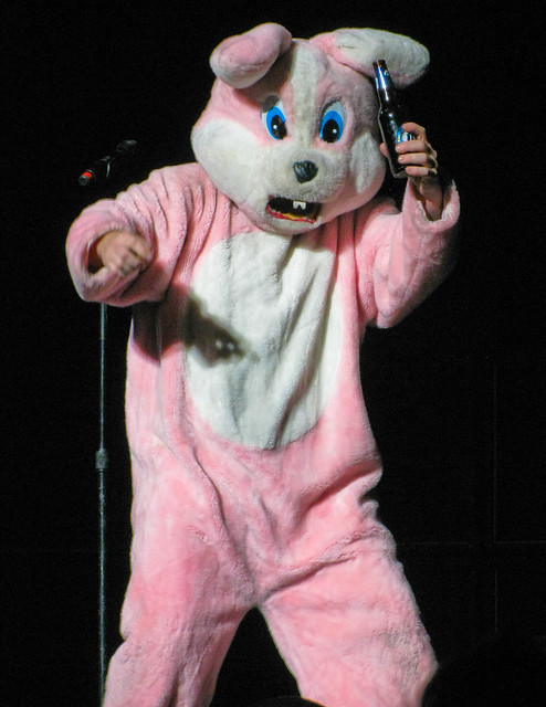 Drunk Easter Bunny 38
