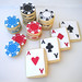 Poker Cookies by Glorious Treats