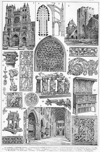 Blog de benoit clement just another site for Architecture gothique definition