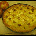 Lattice apple pie