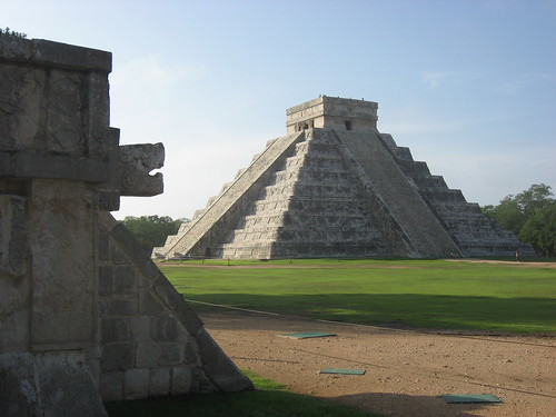 Chichen Itza Landscape