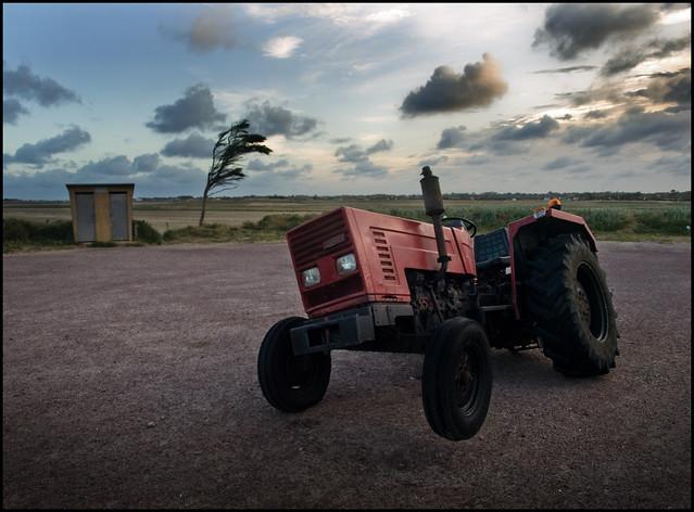 2016 Three-Wheeled Tractor