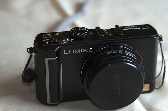 Panasonic LX3