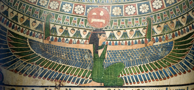 nut detail coffin peftjauneith (rmo leiden, egypt 26d 664-525bc)