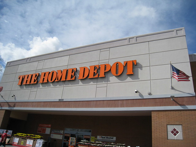 Home Depot Mountain View Scottsdale
