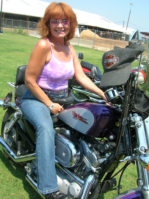 Celeb Motorcycle Events Nude Pictures Photos