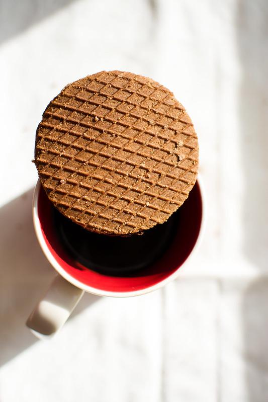 Cocoa Rip Van Wafels and Coffee