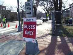 Buses Only on NJ