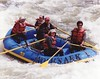 Family Rafting, 2003
