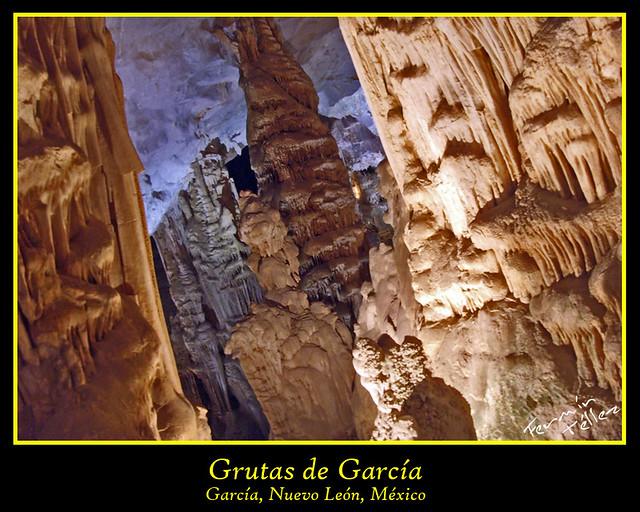 Grutas de García