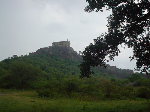 Golconda Fort (Golkonda or Golconda)