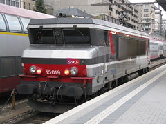 SNCF Class BB 15000 no. 15019, Luxembourg