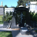 Grave of Joe DiMaggio