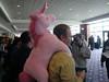 Pony rides the BDFL by ubernostrum