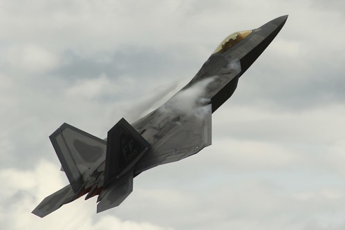 F-22 Raptor Demonstration Team 2009