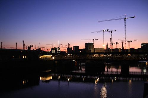Hamburg Oberhafen/Hafencity