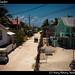 Street in Caye Caulker