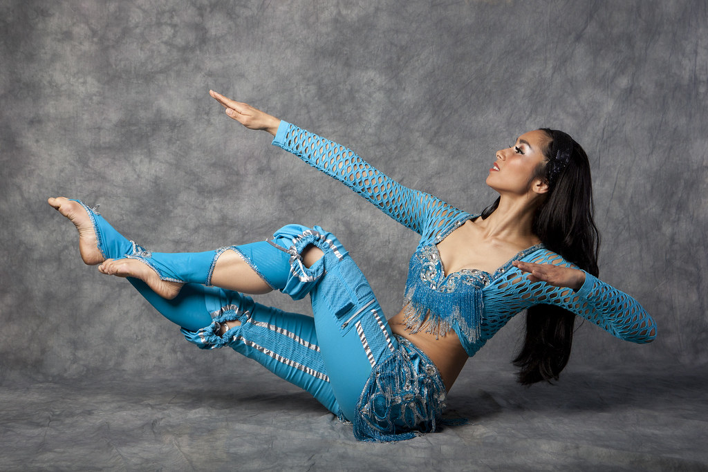 Anasma in Turquoise Hip Hop Bella by Kaveh Kardan _MG_6086