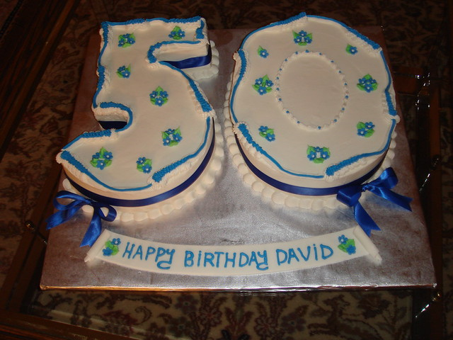 Mom S 50th Birthday Cake Ideas A Gallery On Flickr