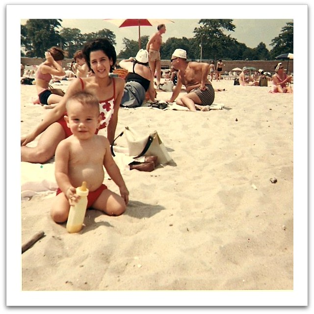 Mom and I 1966