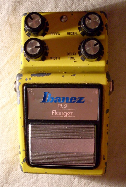 Photo:Ibanez FL9 Flanger By Roadside Guitars