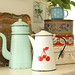 thrift enamelwares by cottonblue