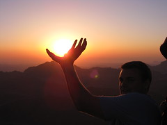 Holding the Sun at Siani