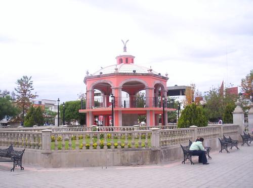 Plaza de Armas de Rio Grande