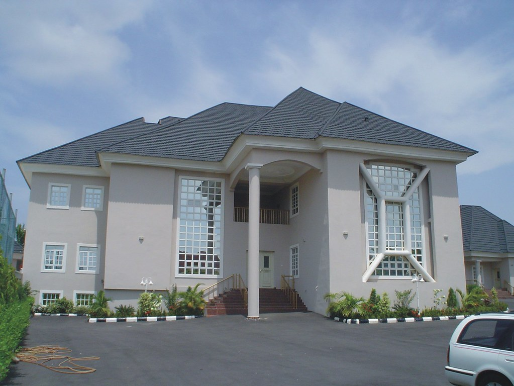 Mansions in nigeria pics you can post more pictures for Nigeria house plans