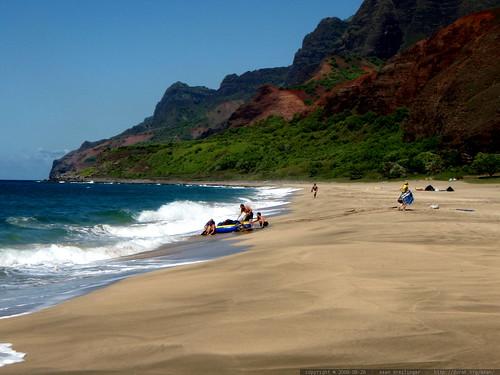 kalalau beach   P8180029