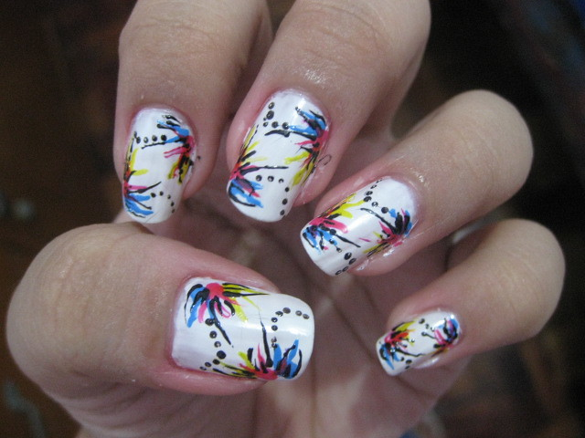 Nail Art Topic Abstract The Best Inspiration For Design And Color