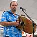 Jamie Berzas and Cajun Tradition at the Mamou Cajun Music Festival, Aug. 14, 2009