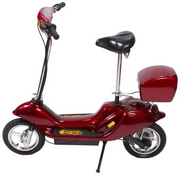 EVO 800W Electric Scooter+LED Light System, Scooter, Electric