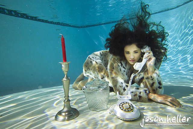 Underwater Fashion Photo Underwater Fashion | Flickr