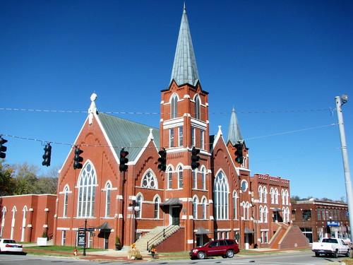 First Methodist Church - Pulaski, TN