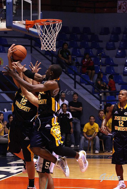 NCAA Season 85 JRU Heavy Bombers Vs. CSB Blazers Aug. 26 09 | Flickr - Photo Sharing!