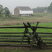 McPherson Barn: Gettysburg National Historic Battlefield, Pennsylvania (PA)