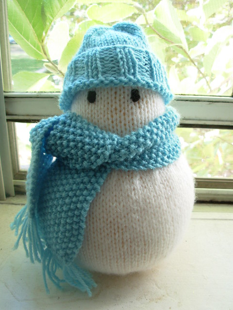 Snowman Knitting Patterns Free Patterns