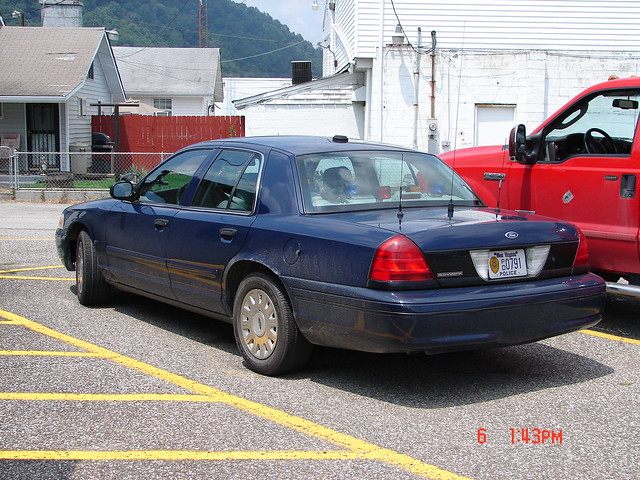Marmet, West Virginia Police
