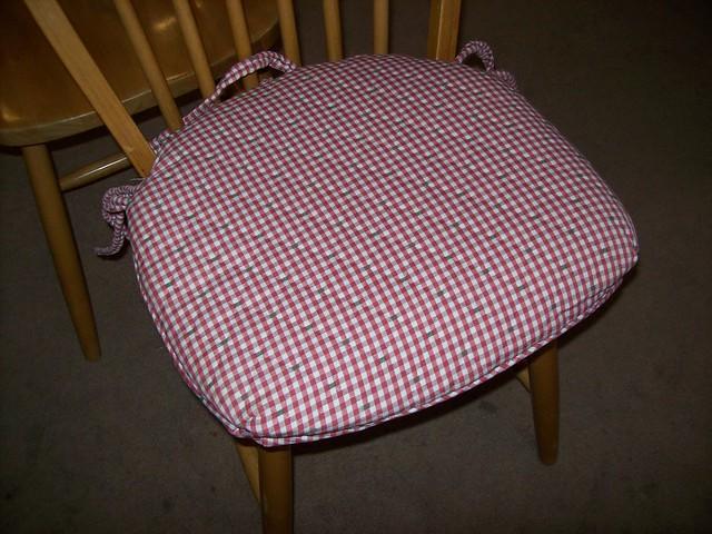 Thick Chair Cushion Chair Pads Amp Cushions